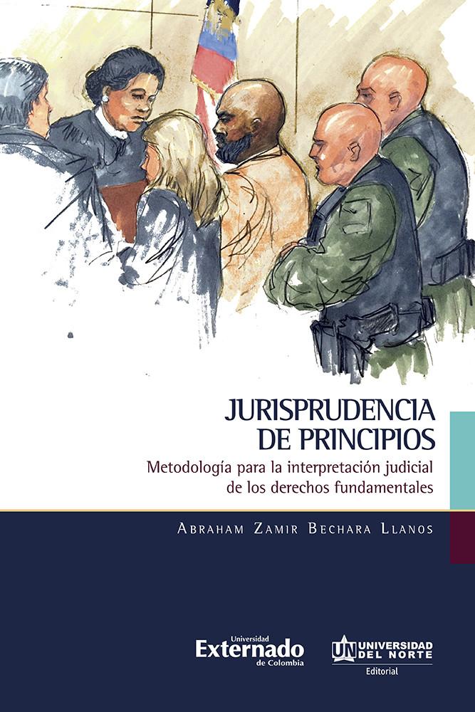 Jurisprudencia de Principios. Metodología para la interpretación judicial de los derechos fundamentales.