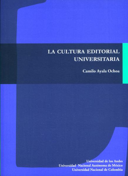 La cultura editorial universitaria