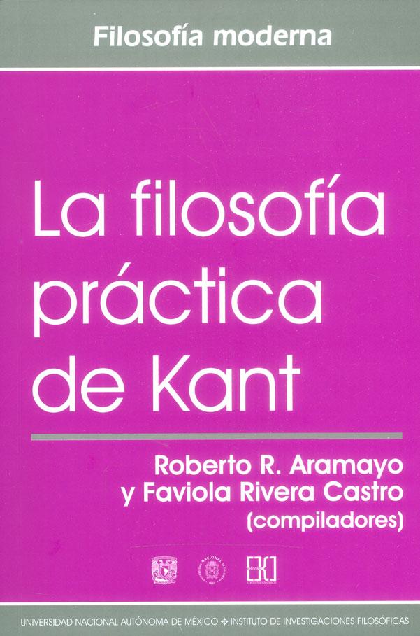 La filosofía práctica de Kant