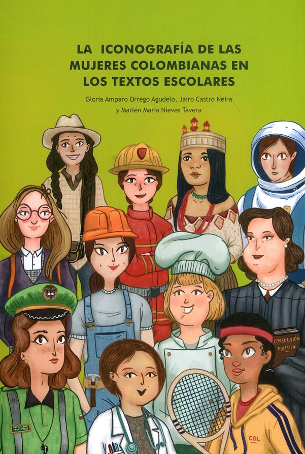 La iconografía de las mujeres colombianas en los textos escolares