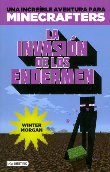 Una increíble aventura de minecraft- La invasion de los endermen