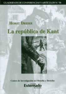 La república de Kant. Cuadernos de conferencias y artículos N.° 56