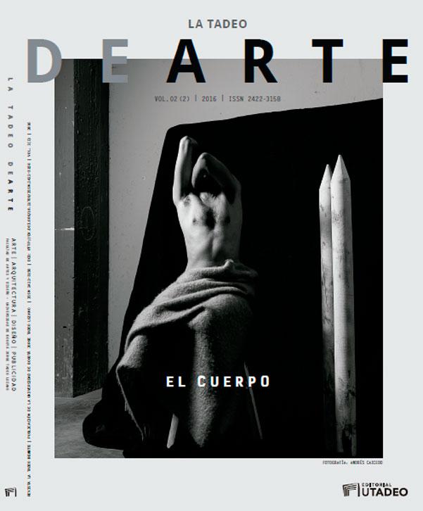 Revista La Tadeo Dearte. El cuerpo No. 2