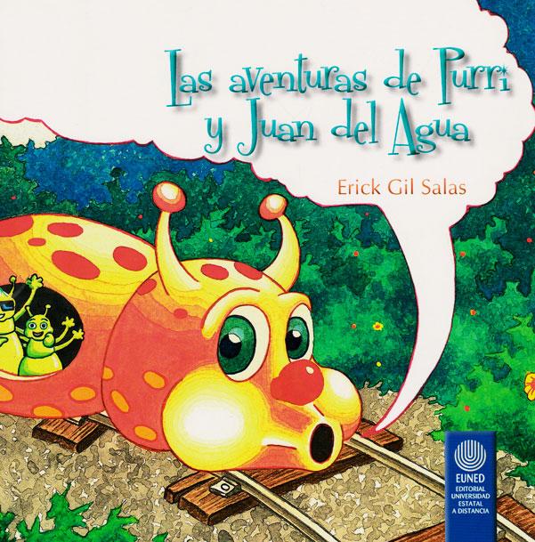 Las Aventuras De Purri Y Juan Del Agua