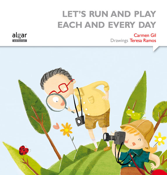 Let's Run and Play Each and Every Day(Edición ingles)
