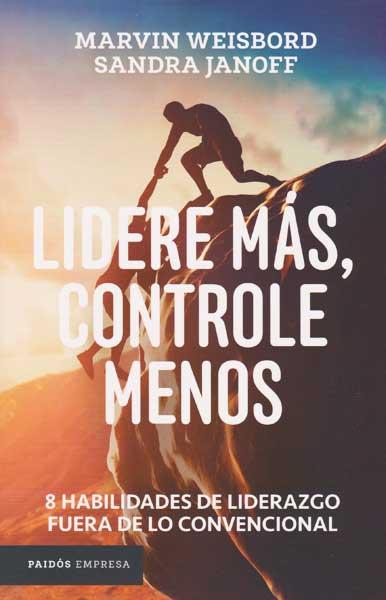 Lidere mas, controle menos
