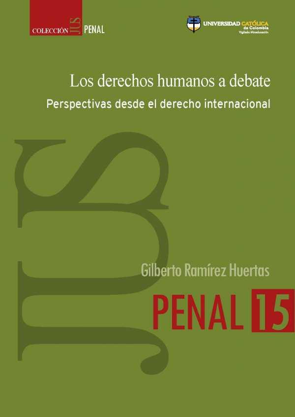 Los derechos humanos a debate. Perspectivas desde el derecho internacional