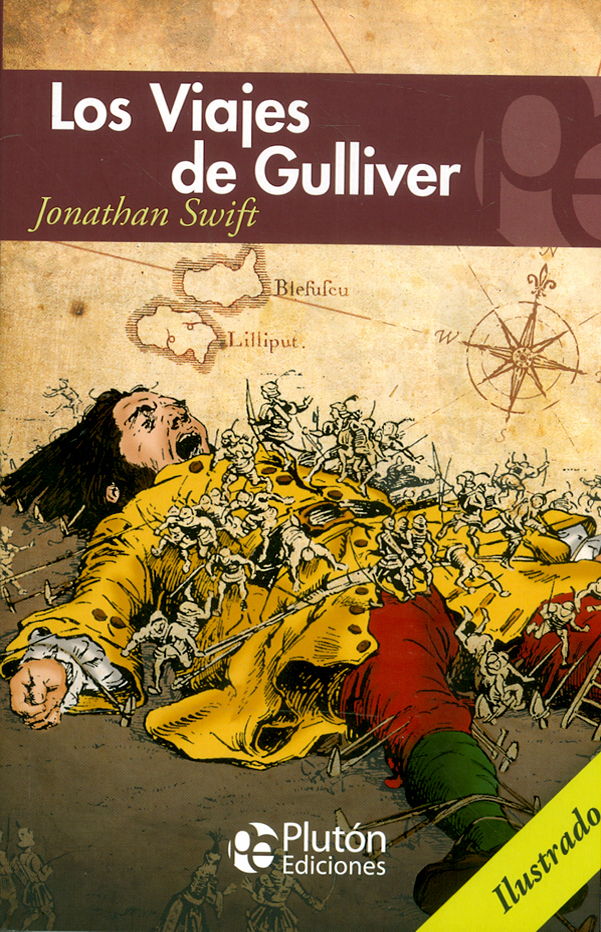 Los viajes de Gulliver (Ilustrado)