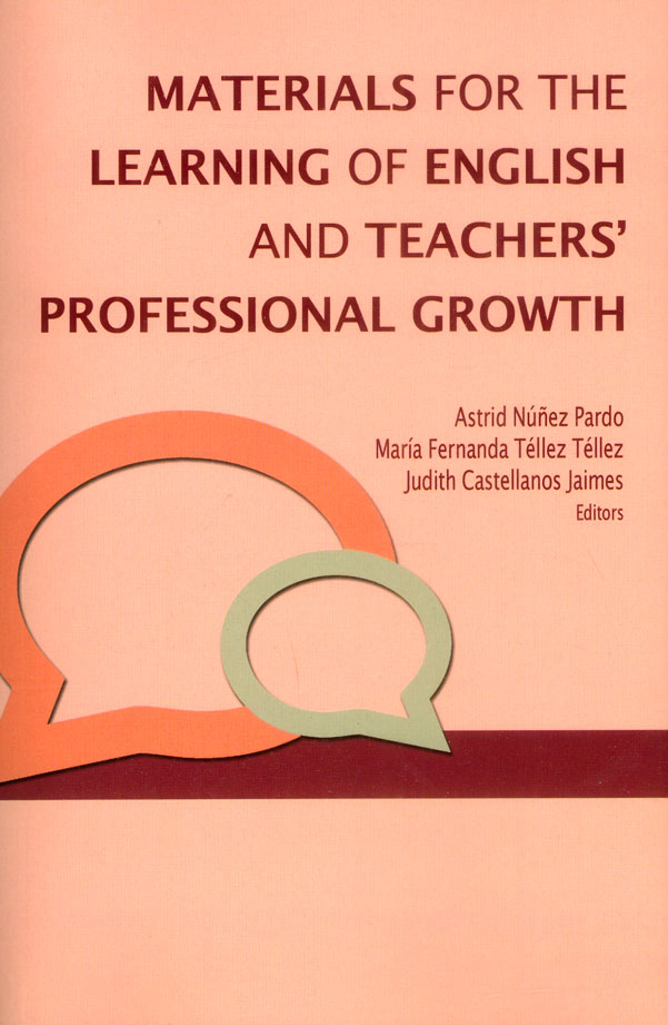 Materials for the learning of english and teachers`professional growth