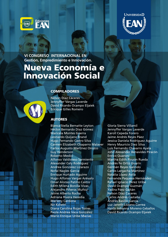 Memorias Nueva economía e innovación social