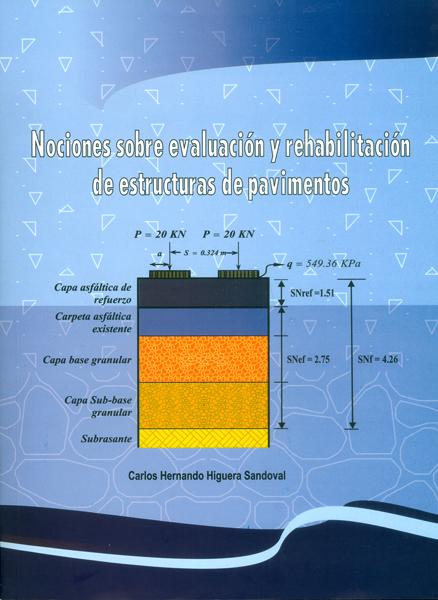 Nociones sobre evaluación y rehabilitación de estructuras de pavimentos