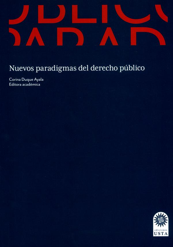 Nuevos paradigmas del derecho público