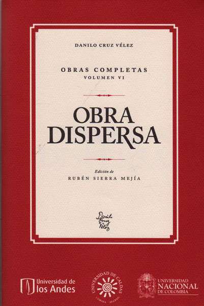 Obra Dispersa.Obras Completas, vol .VI