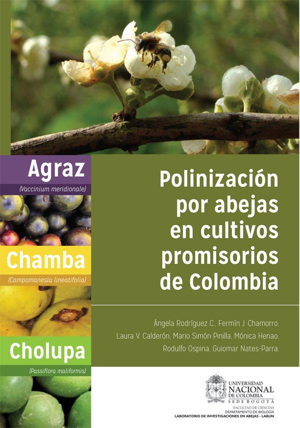 Polinización por abejas en cultivos promisorios de Colombia