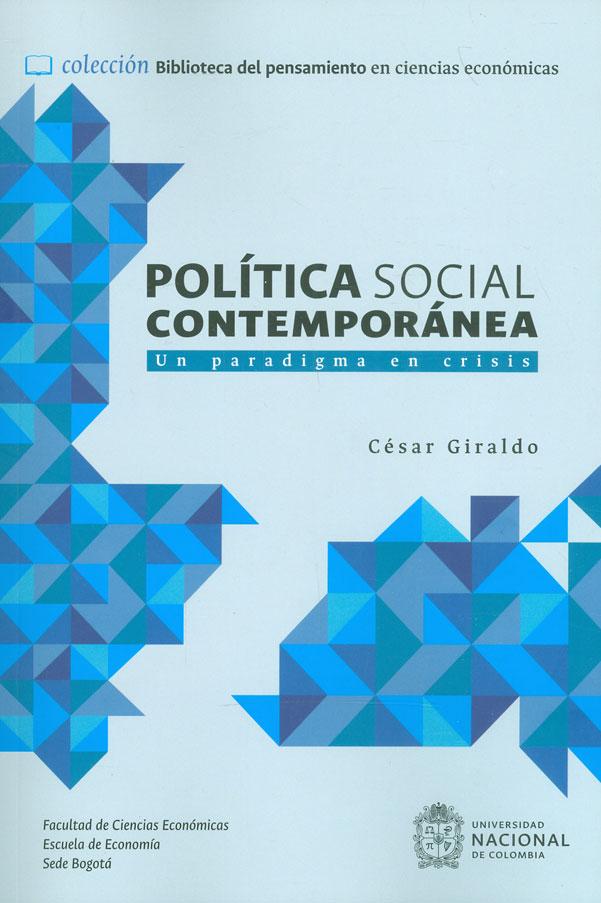 Política social contemporánea. Un paradigma en crisis