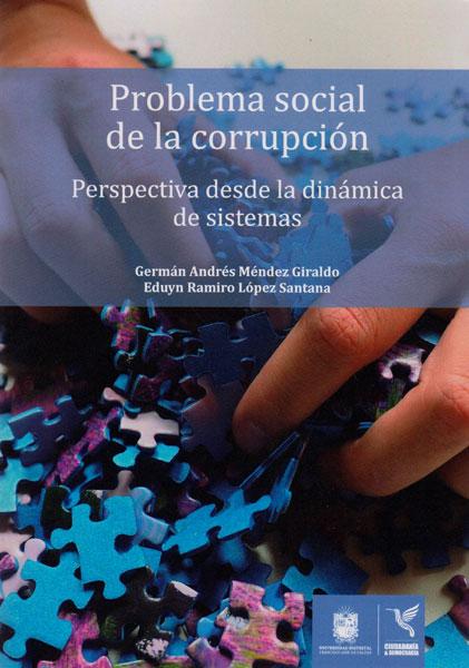 Problema social de la corrupción.Perspectiva desde la dinámica de sistemas