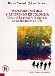 Reforma Política y Referendo en Colombia