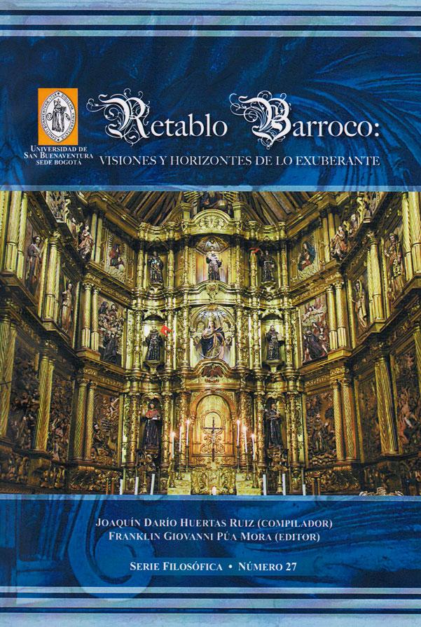 Retablo barroco: visiones y horizontes de lo exuberante No.27