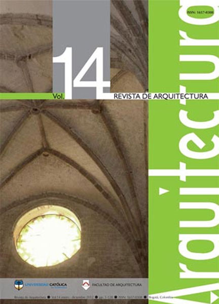 Revista de Arquitectura Vol. 14