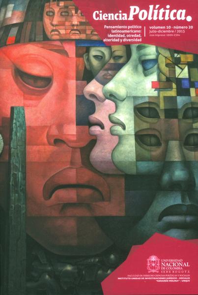 Ciencia política.Pensamiento político latinoamericano:identidad,otredad,alteridad y diversidad Vol.10-No.20