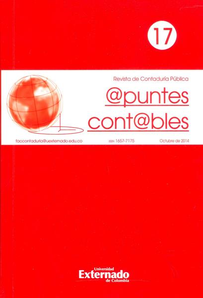 Revista de Contaduría Pública.@puntes cont@bles No.17