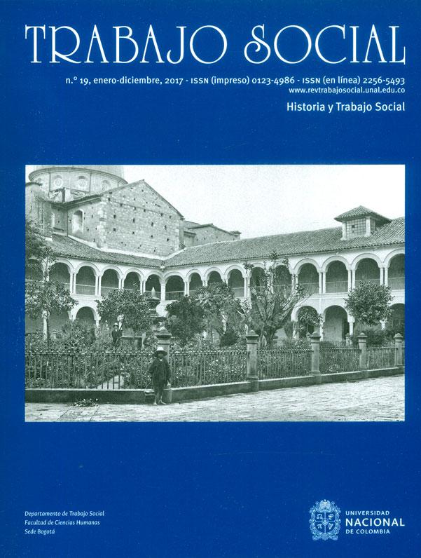 Revista Trabajo Social No.19 Historia y trabajo social