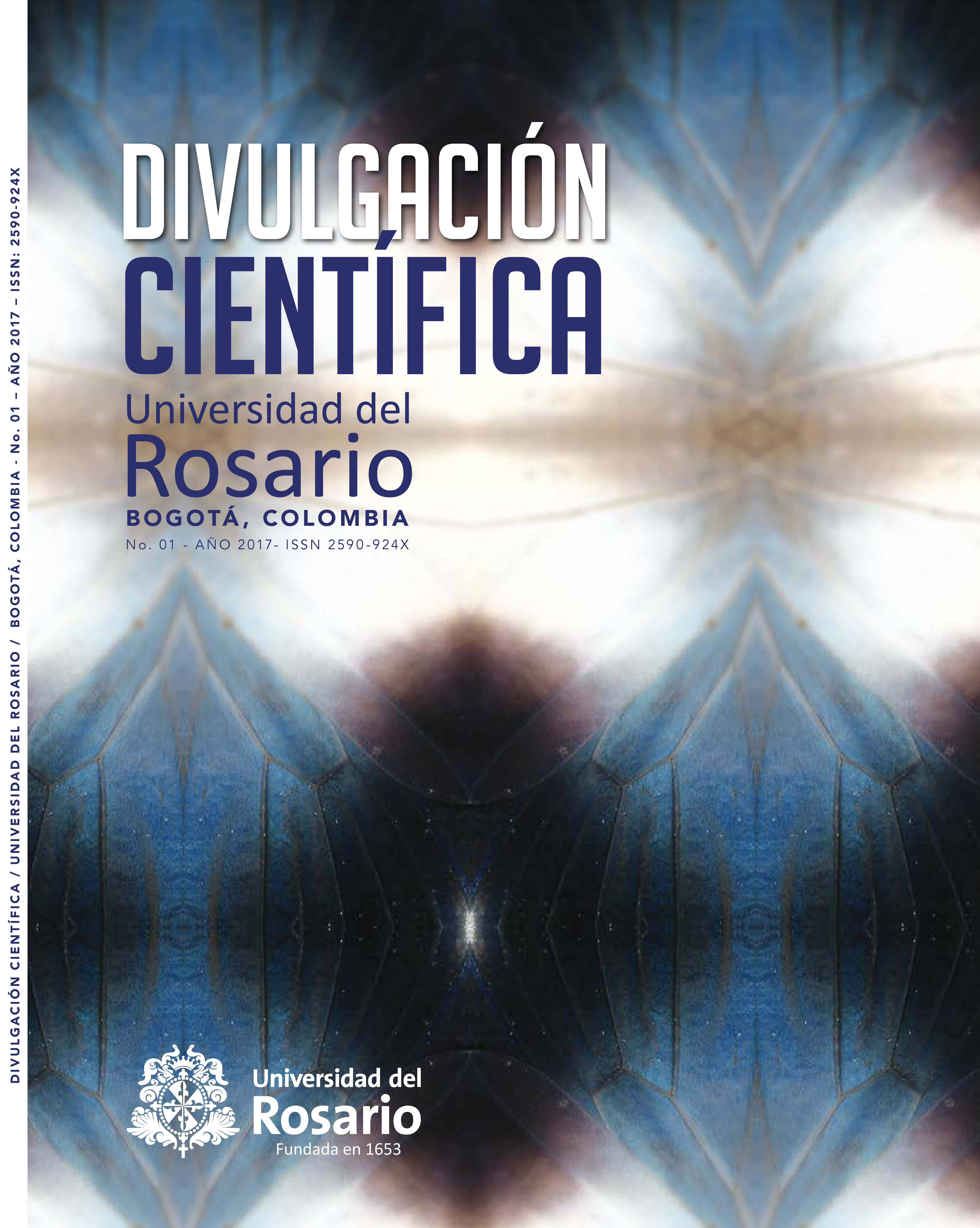 Divulgación científica, Universidad del Rosario No.01