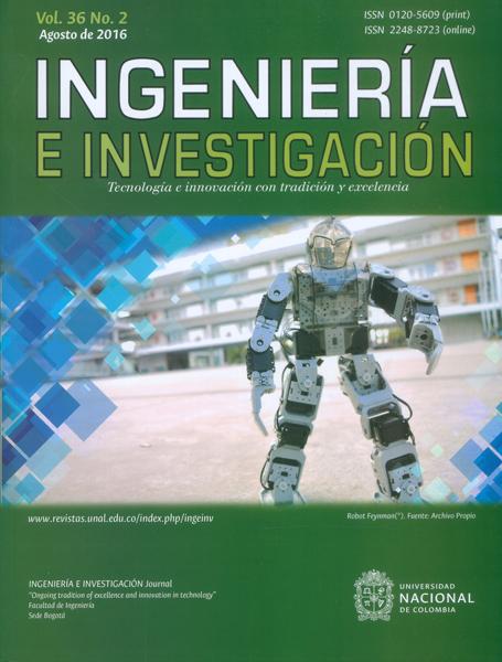 Revista de ingeniería e investigación Vol.36 No.2