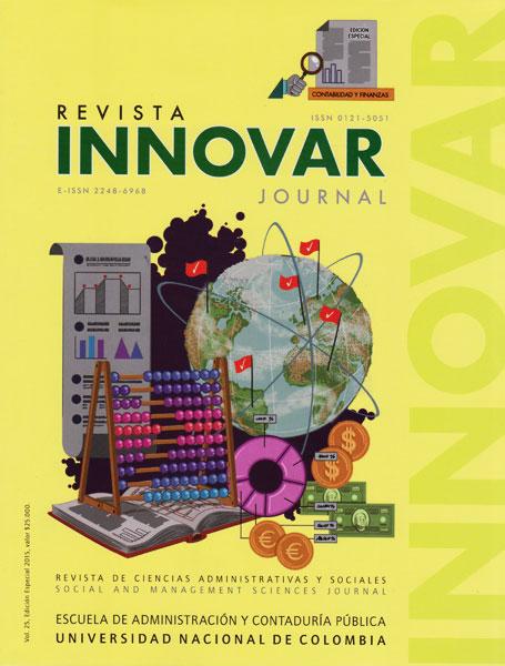 Revista Innovar Vol.25 Edición Especial