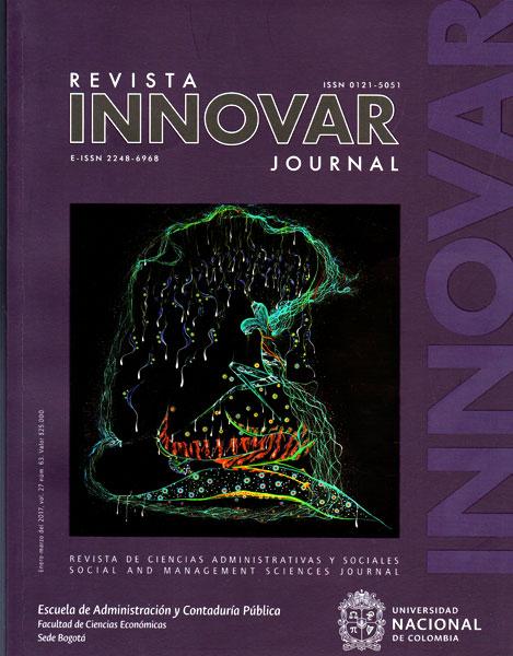 Revista innovar Vol.27 No.63