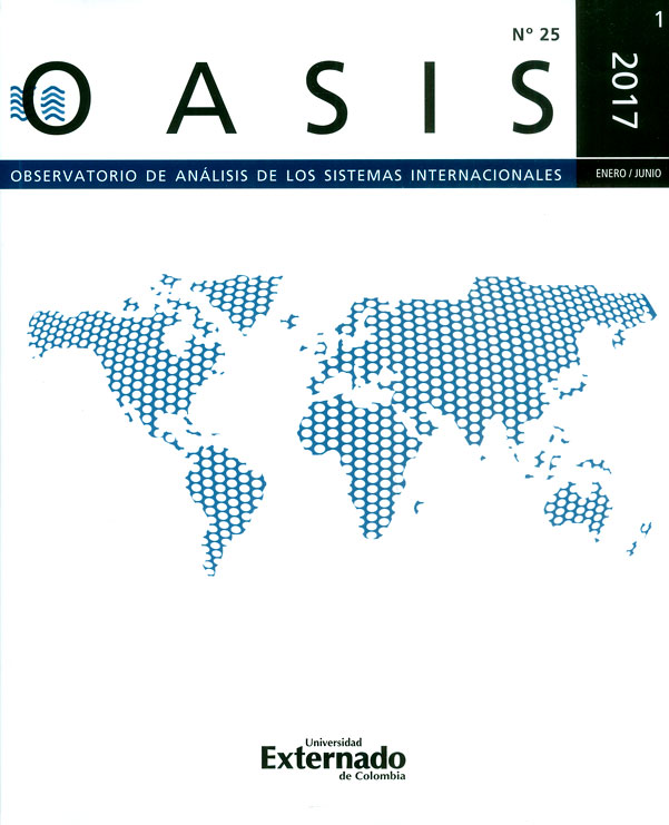 Revista Oasis No.25