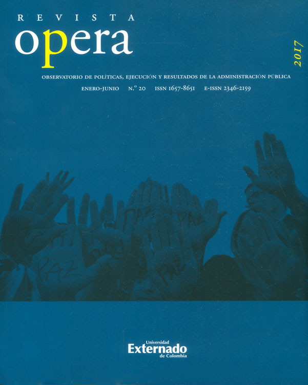 Revista Opera No. 20