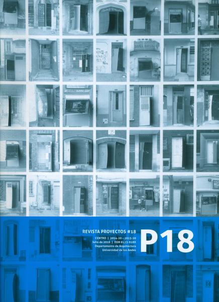 Revista proyectos No. 18