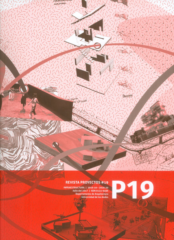 Revista proyectos No.19 Infraestructura