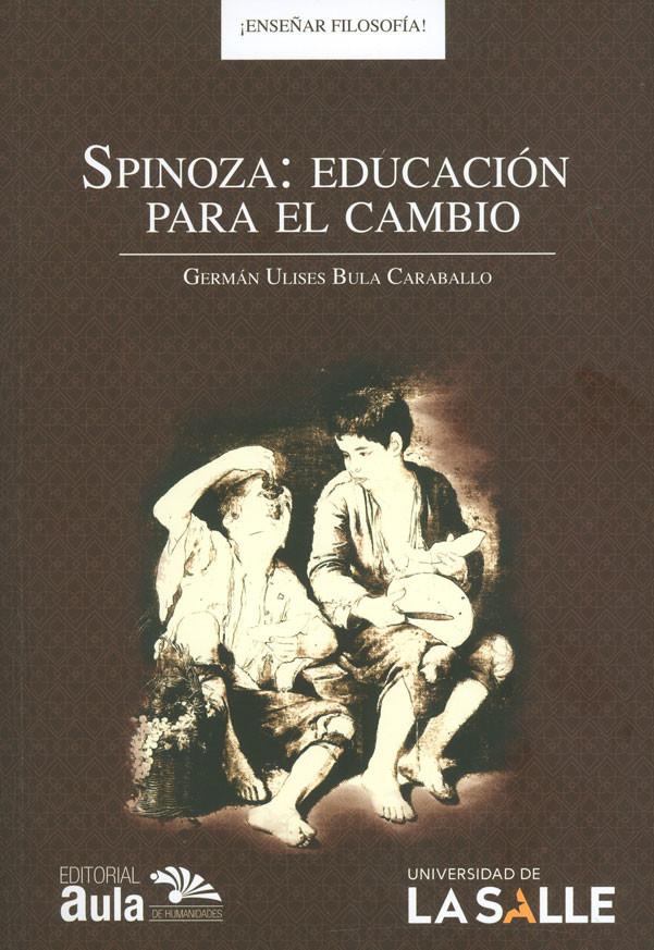 Spinoza. Educación para el cambio