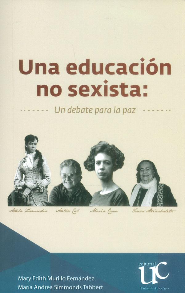 Una educación no sexista: un debate para la paz