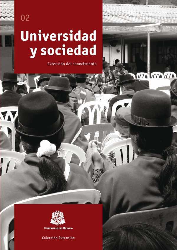 Universidad y sociedad. Extensión del conocimiento 02