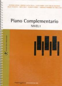 Piano complementario. Nivel 1