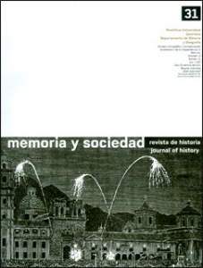 Memoria y sociedad. Vol. 15. No. 31
