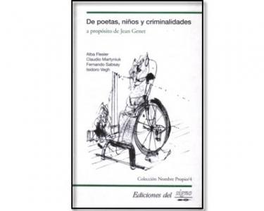 De poetas, niños y criminalidades. A propósito de Jean Genet