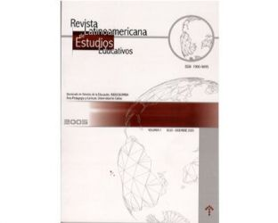 Revista Latinoamericana de Estudios Educativos. Vol. 1