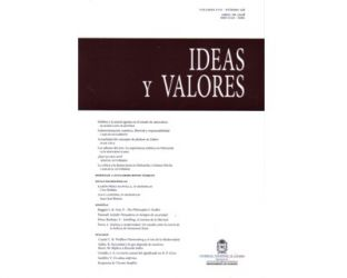 Ideas y Valores. Revista Colombiana de Filosofía. No. 136