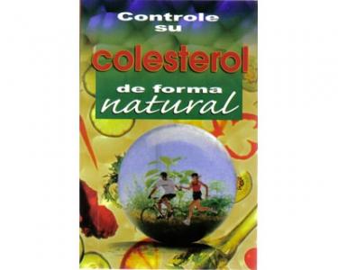 Controle su colesterol de forma natural