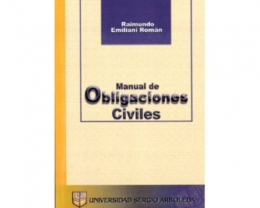 Manual de obligaciones civiles