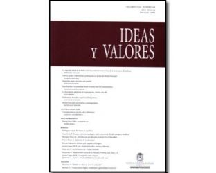 Ideas y Valores. Revista Colombiana de Filosofía. No. 139