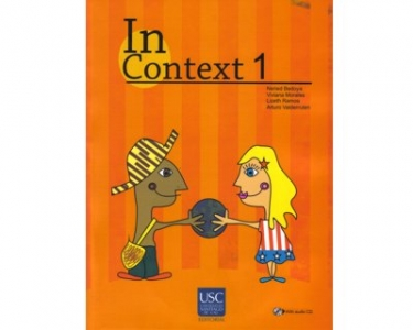 In Context 1. English Book 1 (Incluye CD)
