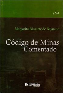 Código de minas comentado - 3ra. Edición