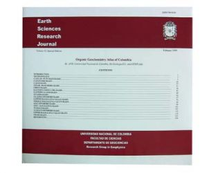 Earth Sciences Research Journal. Volumen 13. Special Edition