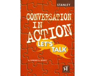 Conversation in action. Let's talk