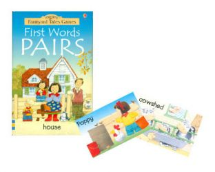 First words pairs. House